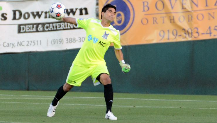 Akira Fitzgerald Akira Fitzgerald Returns To The Carolina RailHawks On Loan