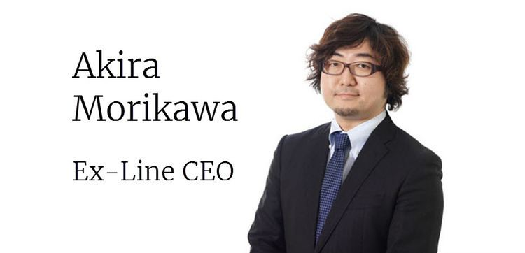 Akira Morikawa ExCEO Morikawa broke convention to build LINE messaging