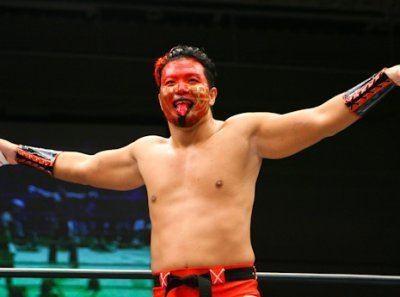 Akira Raijin Akira RaijinKIYOSHI Puroresu Representin39