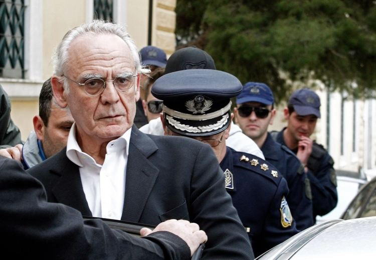 Akis Tsochatzopoulos Akis Tsochatzopoulos will be sentenced according to