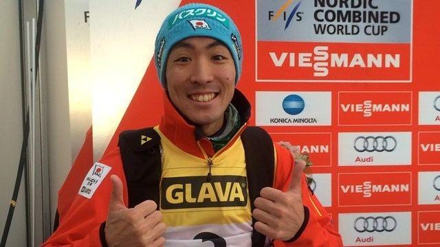 Akito Watabe Athlete of the Week Akito Watabe JPN FISSKI