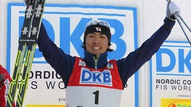 Akito Watabe Akito Watabe Japanese national champion FISSKI