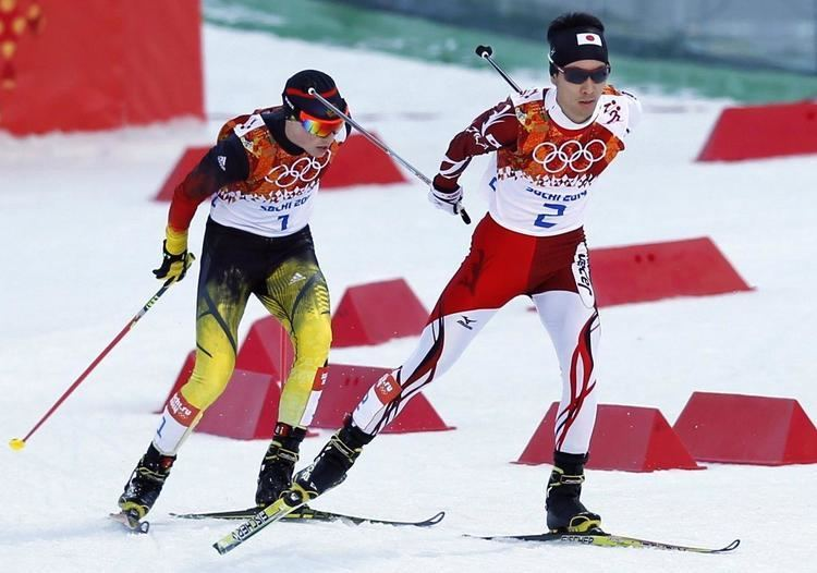 Akito Watabe Watabe nabs silver in Nordic combined normal hill event