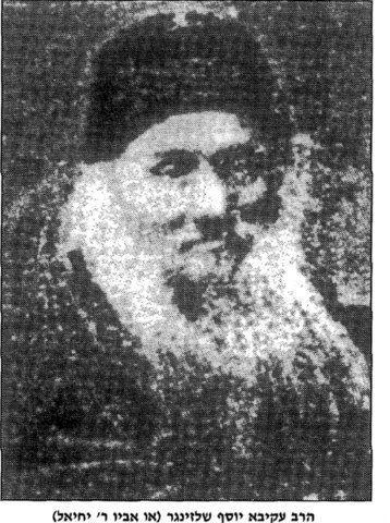 Akiva Yosef Schlesinger Akiva Yosef Schlesinger 1838 1922 Genealogy