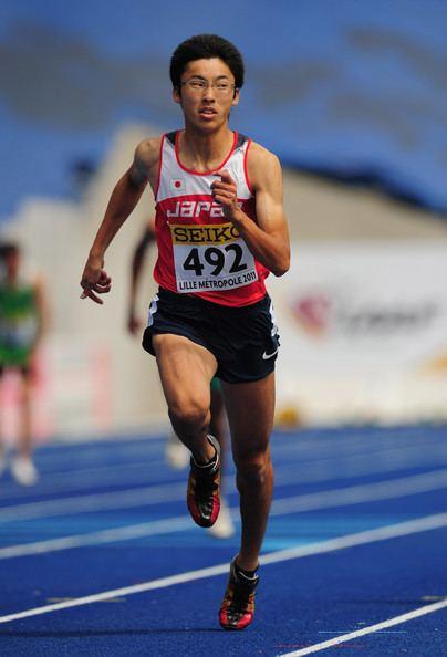Akiyuki Hashimoto Akiyuki Hashimoto Photos Photos IAAF World Youth Championships