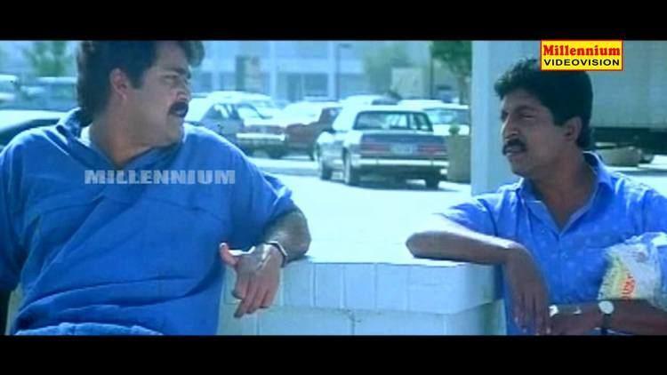 Akkare Akkare Akkare Akkare Akkare Akkare Film Comedy Mohanlal And Sreenivasan At