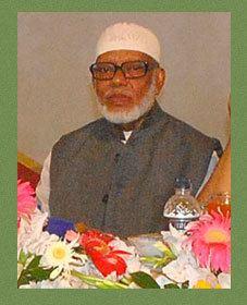 AKM Nazir Ahmed