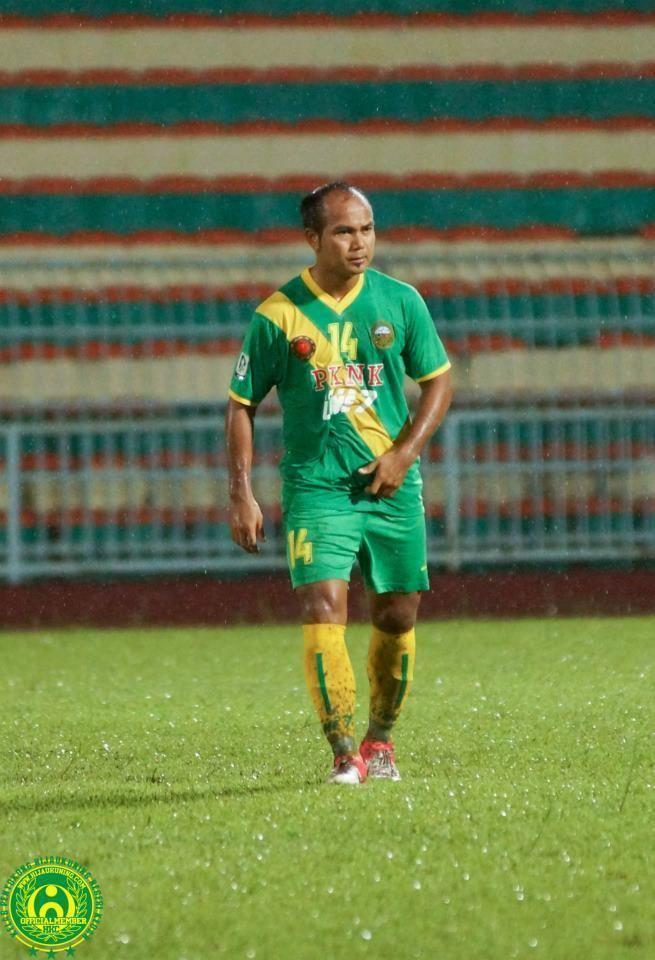 Akmal Rizal Ahmad Rakhli bazookapenakamy Bintang Bola Sepak Akmal Rizal Jadi Pelakon