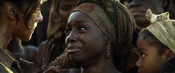 Akosua Busia Actress Akosua Busia ends her route on Eclipsed alongside Lupita