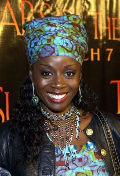 Akosua Busia Did You Know This Color Purple Actress is a Real Life Princess
