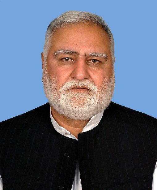 Akram Khan Durrani National Assembly of Pakistan