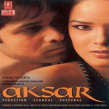 Aksar Aksar 2006 Listen to Aksar songsmusic online MusicIndiaOnline