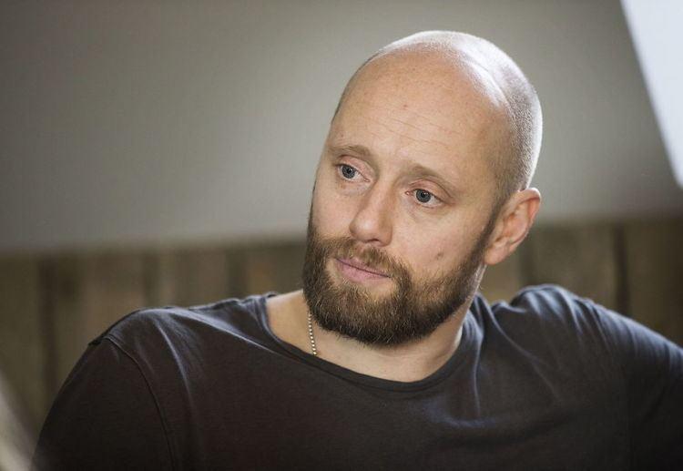 Aksel Hennie Hennie trener med spesialsoldater Norsk film VG