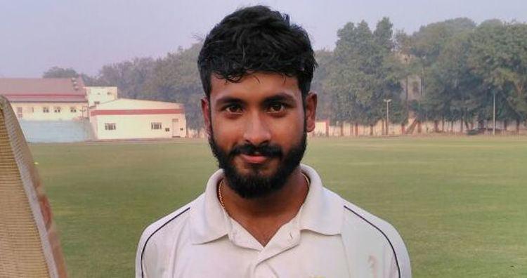 Akshay Chandran Ranji Trophy Century for Akshay chandran Kerala Cricket