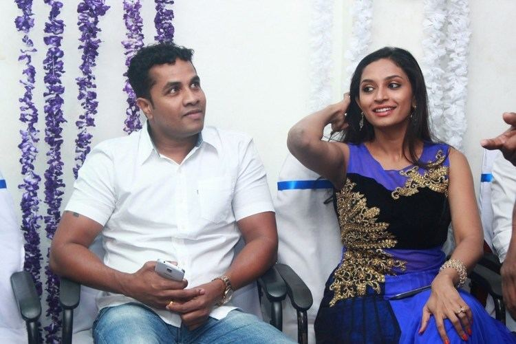 Akshaya Rao Picture 829312 Actress Akshaya Rao Yaali Movie Pooja Stills