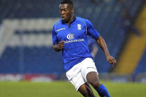Akwasi Asante Akwasi Asante quotI can lead the line for Birmingham City39s