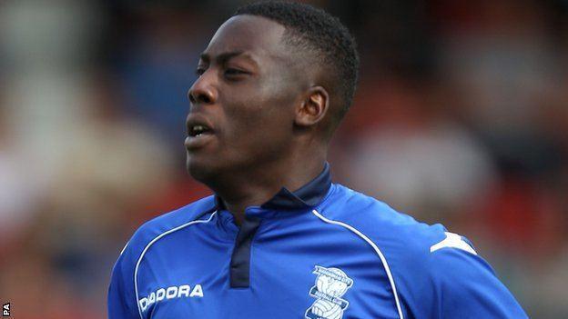 Akwasi Asante BBC Sport Birmingham City Akwasi Asante signs new one