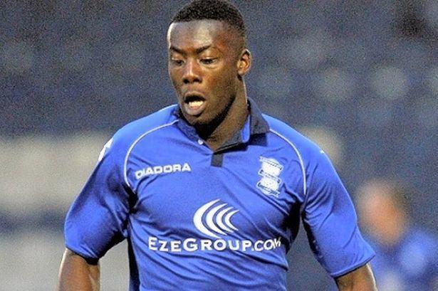 Akwasi Asante Ghanaian striker Akwasi Asante left out of Birmingham City