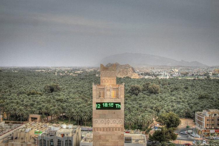 Al Ain in the past, History of Al Ain