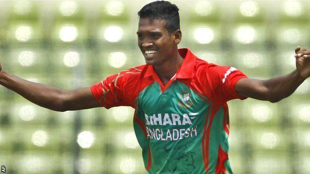 Al Amin Hossain (Cricketer)