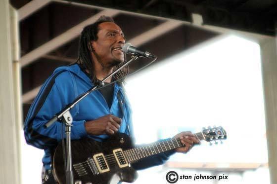Al Anderson (The Wailers) Nippertown
