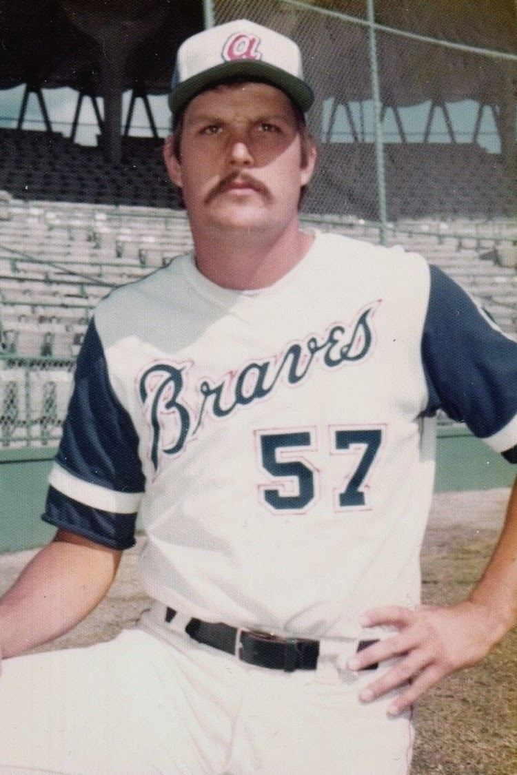 Al Autry Atlanta Braves 100 Favorite Players from the 1970s AL AUTRY