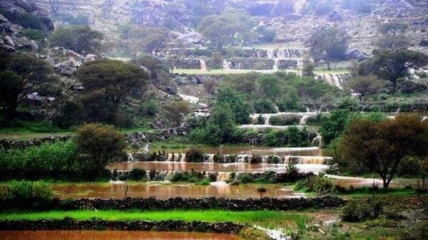 Al Bahah Beautiful Landscapes of Al Bahah