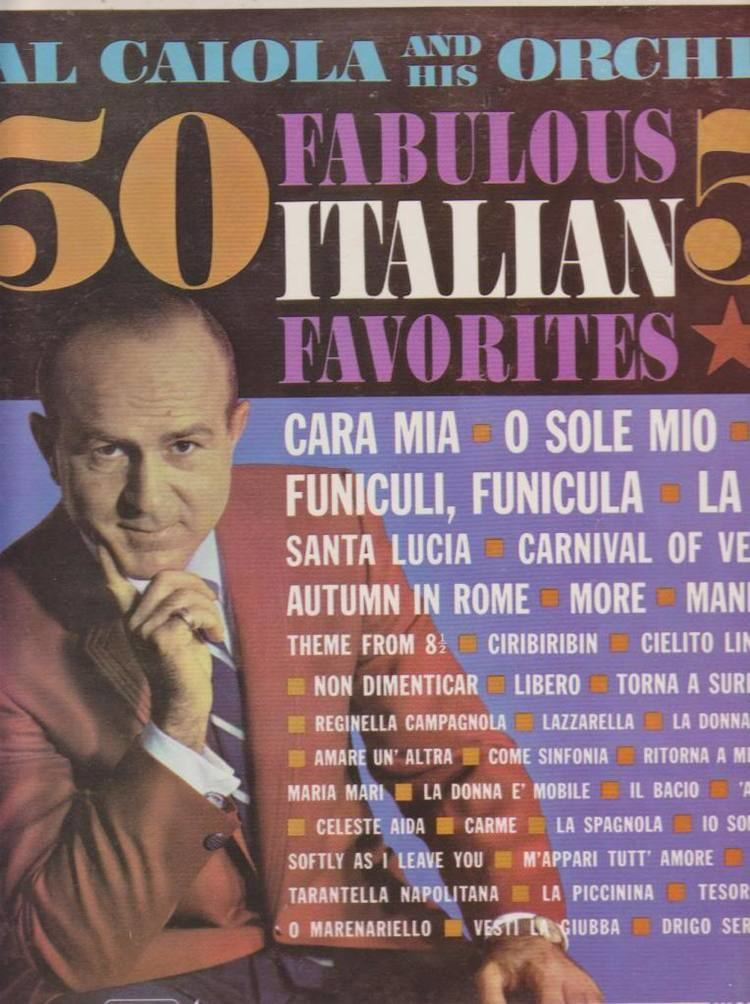 Al Caiola Al Caiola Records LPs Vinyl and CDs MusicStack