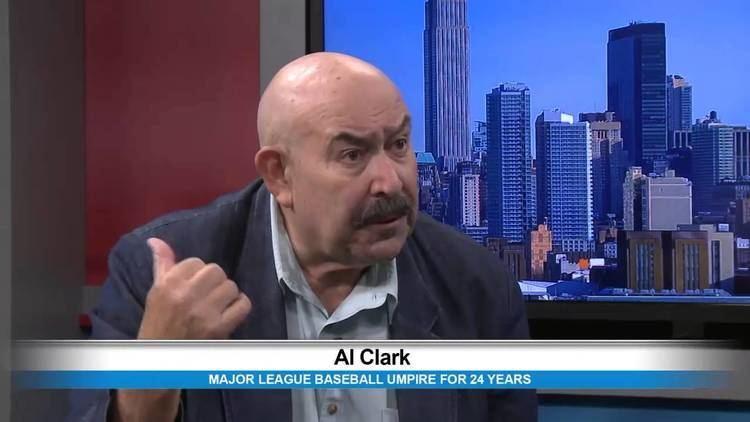 Al Clark (umpire) Al Clark legendary Major League Baseball umpire YouTube