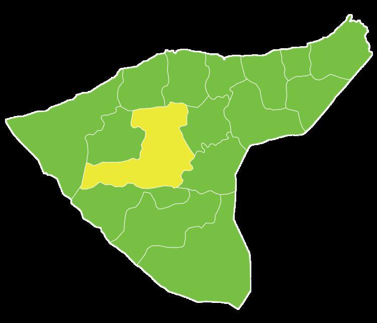 Al-Hasakah Subdistrict