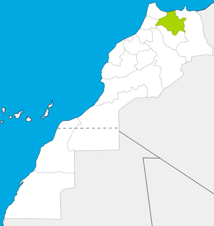 Al Hoceima in the past, History of Al Hoceima