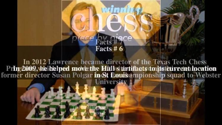 Al Lawrence (chess writer) Al Lawrence chess writer Top 9 Facts YouTube