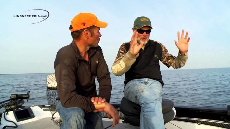 Al Lindner Fish of a Lifetime Monster Muskie with Al Lindner YouTube