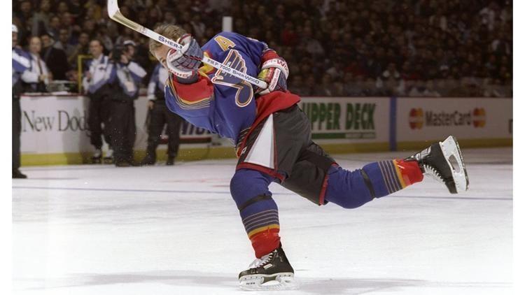 Al MacInnis Al MacInnis 100 Greatest NHL Players