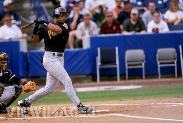 Al Martin You could take Al Martin off the Pirates but you couldn39t