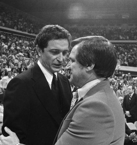 Al McGuire NCAAM NBC Special Al McGuire On Coach Norm Ellenberger
