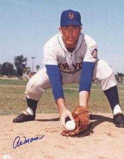 Al Moran centerfield maz Early Sixties Mets Shortstop Al Moran 19631964