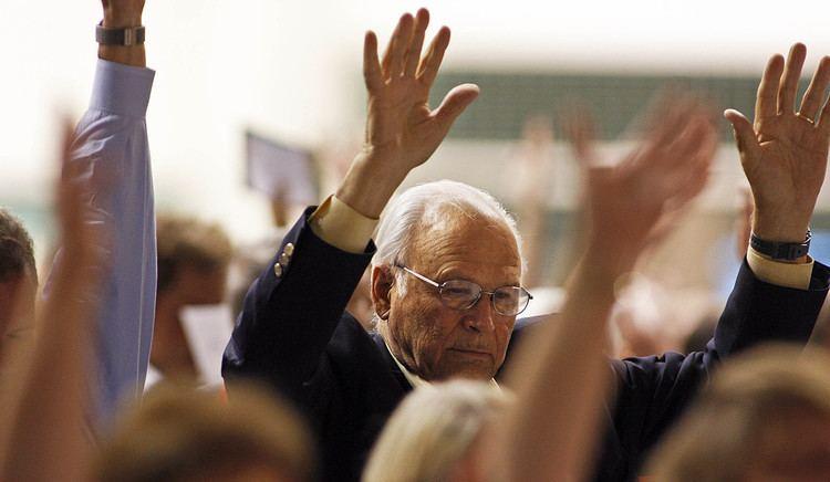 Al Quie Former governor Al Quie still mixing it up in GOP politics at 90