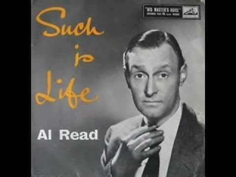Al Read Al Read Such is Life EP 1959 YouTube