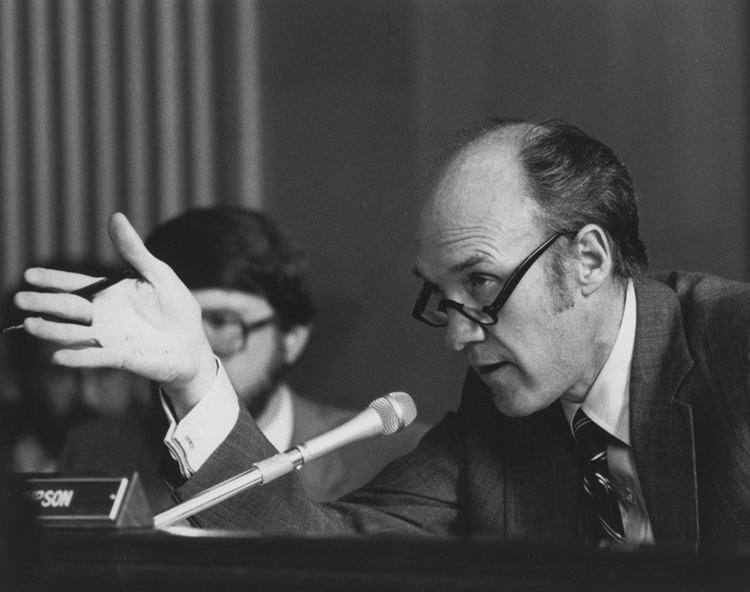 Al Simpson WyomingPBS Senator Alan K Simpson