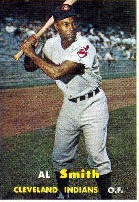Al Smith (outfielder) Al Smith Society for American Baseball Research