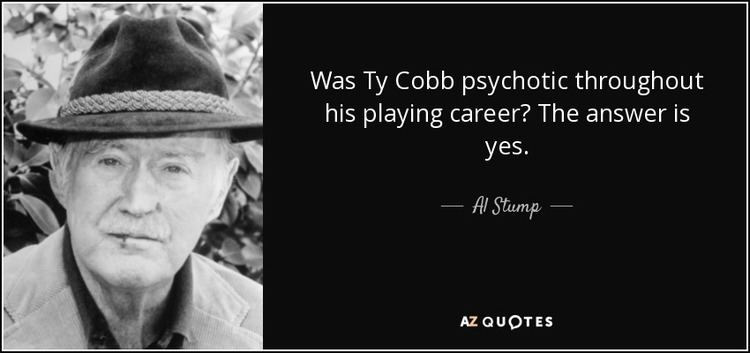 Al Stump QUOTES BY AL STUMP AZ Quotes