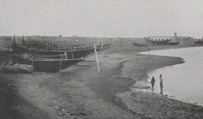 Al Wakrah in the past, History of Al Wakrah