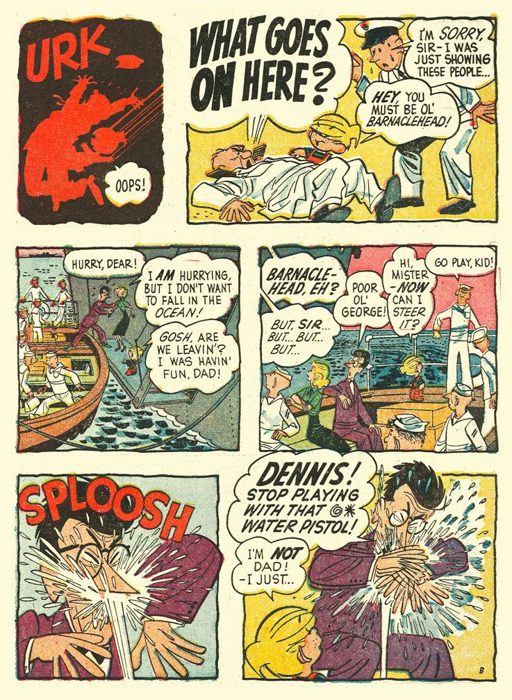 Al Wiseman The Greatest Ape Dennis Vs The US Navy by Al Wiseman and Fred