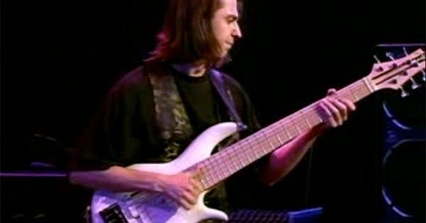 Alain Caron (bassist) Alain Caron Solo with Uzeb
