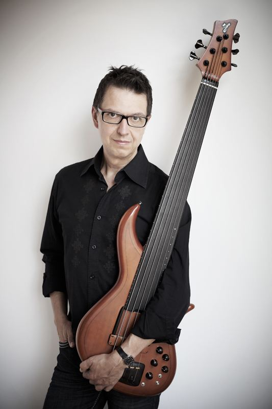 Alain Caron (bassist) Alain Caron Artist F Bass Inc