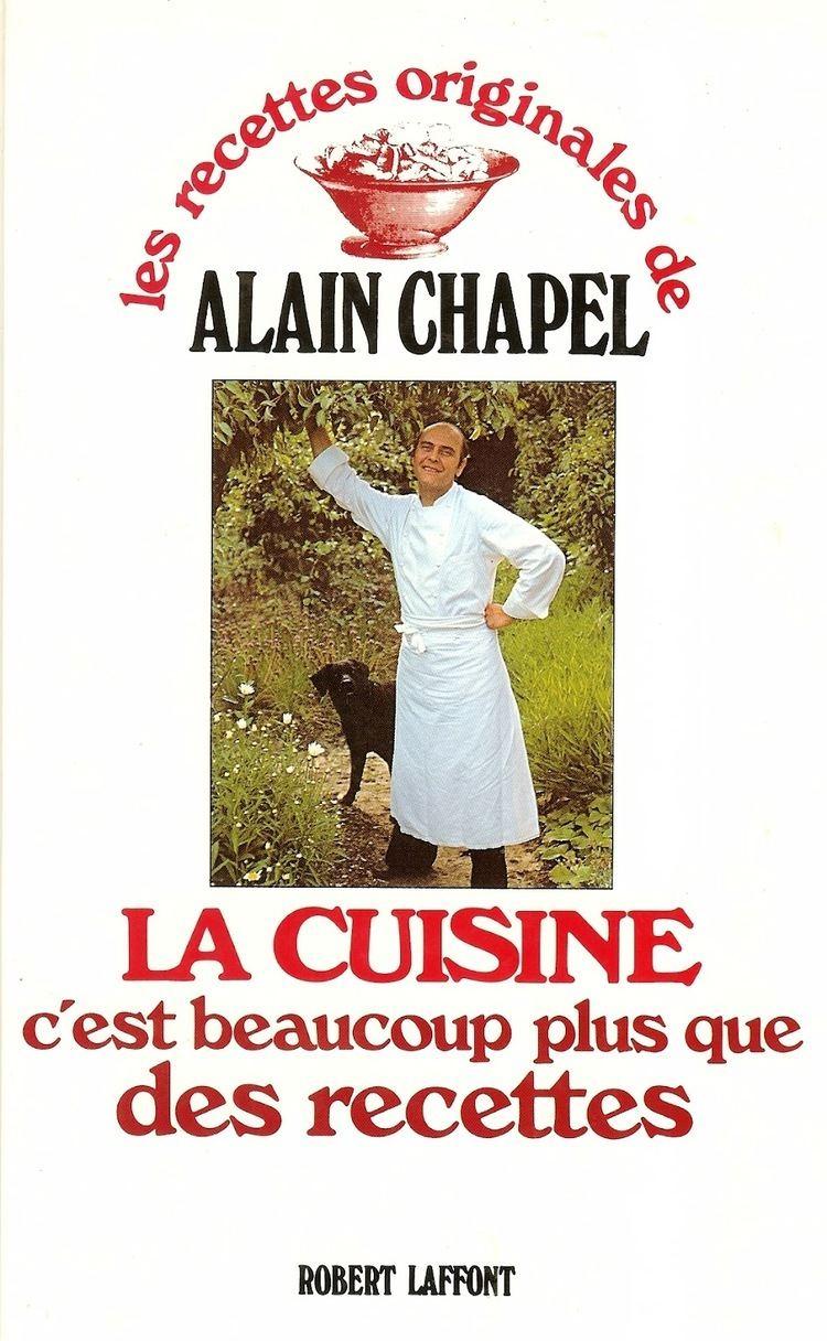 Alain Chapel Mionnay France Maison Alain Chapel Tasting Bites