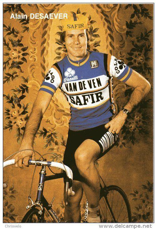 Alain Desaever Alain Desaever Kenny wielrennen Pinterest