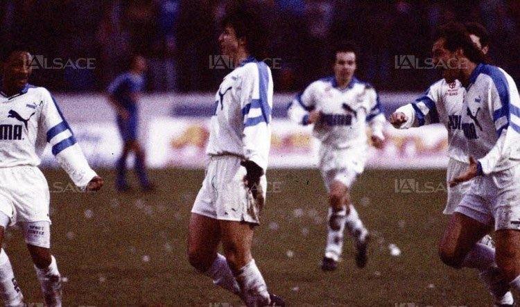 Alain Horace Football Alain Horace Un derby a se gagne