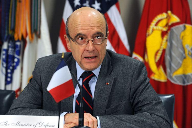 Alain Juppe FileDefensegov News Photo 110208D9880W170 French